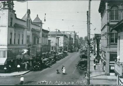 Historic Albany Photos now online
