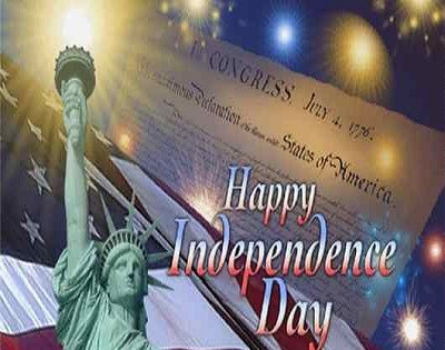 Both Libraries will be Closed on Monday, July 4